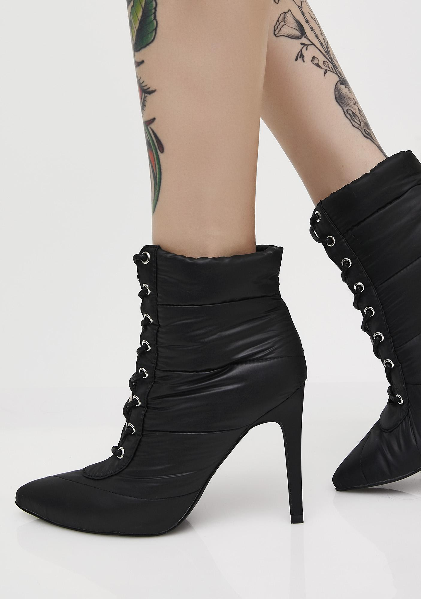 Street Cred Ankle Boots