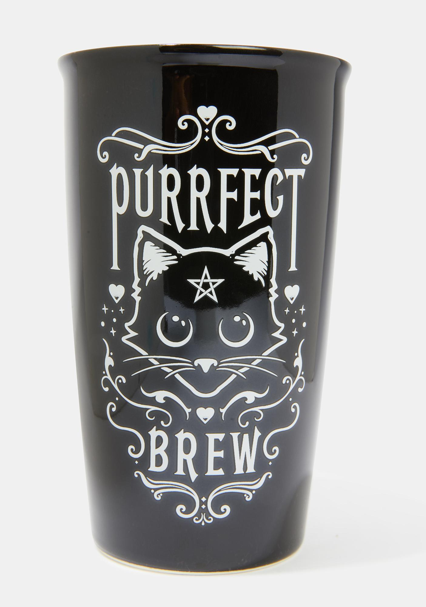 Alchemy England Purrfect Coffee Mug