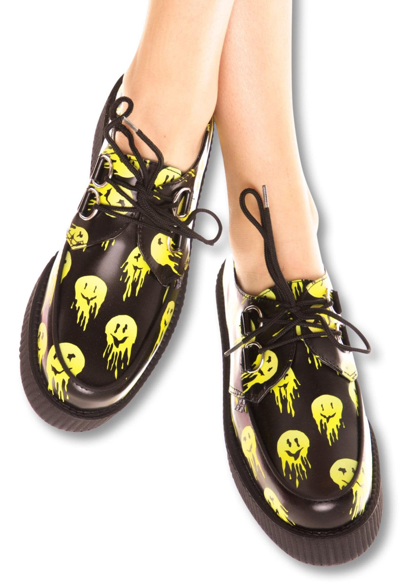 T.U.K. Smiley Viva Mondo Creeper