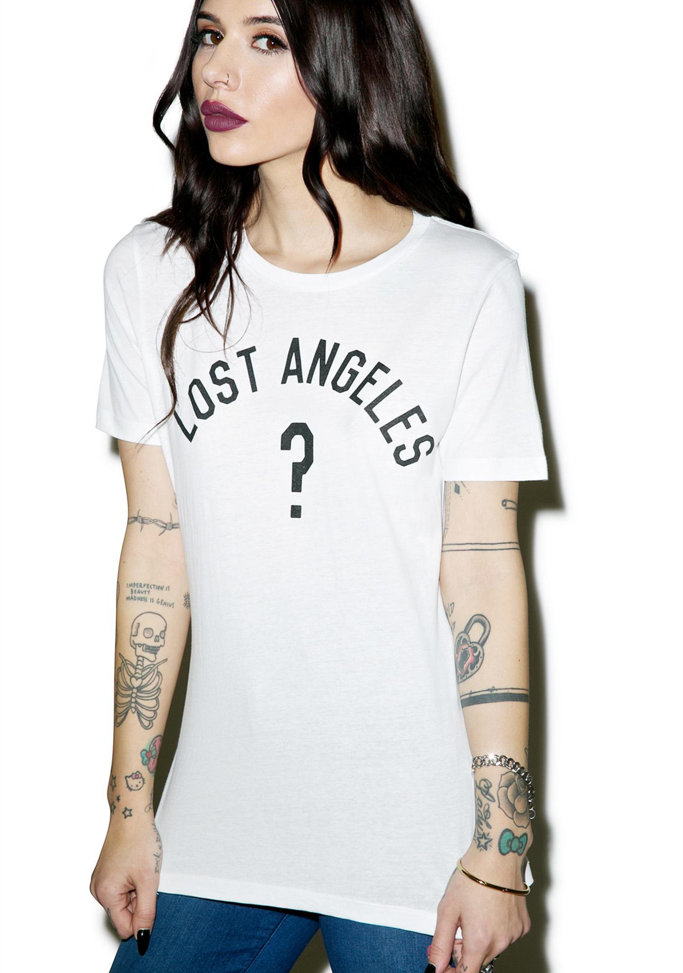 Lost Angeles Tee