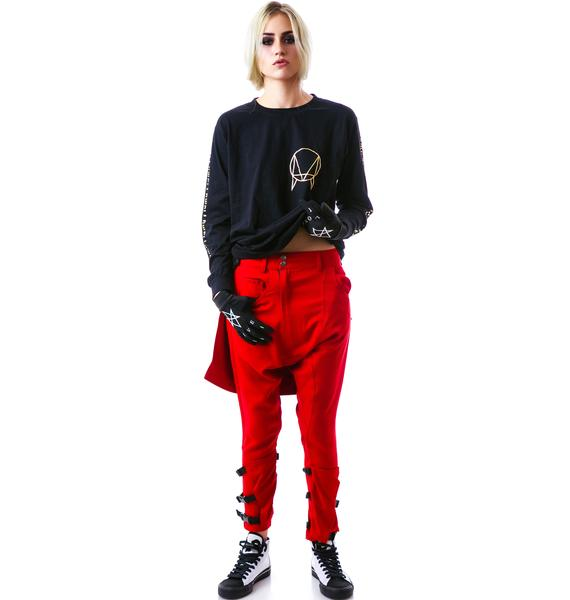 Long Clothing x Orphanage Clip Pants