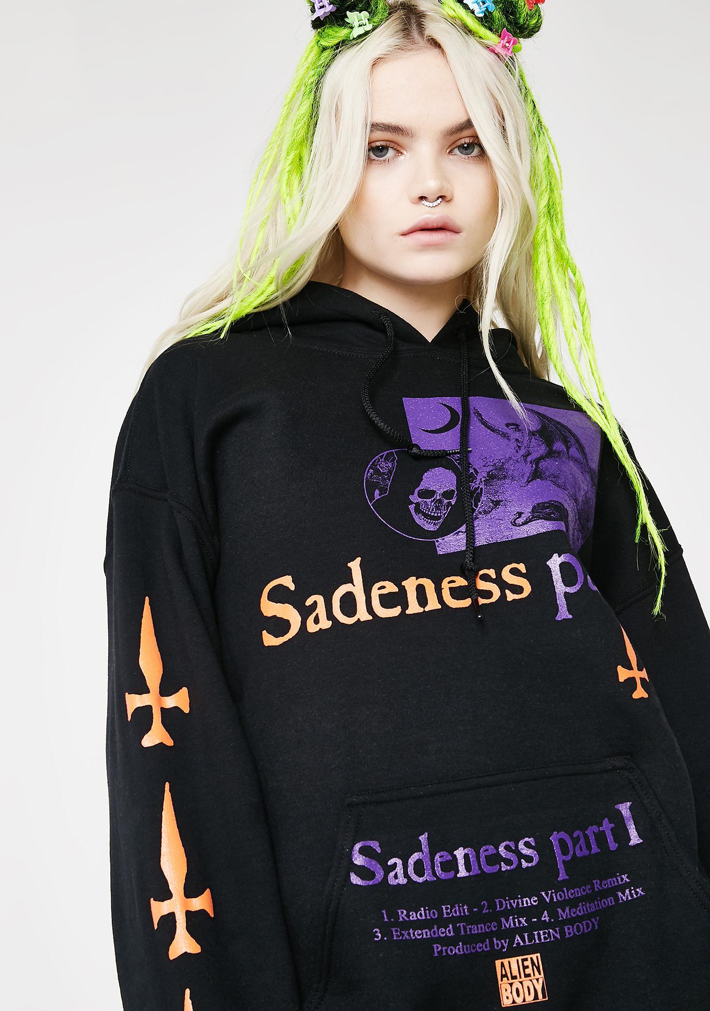 Sadness Hoodie