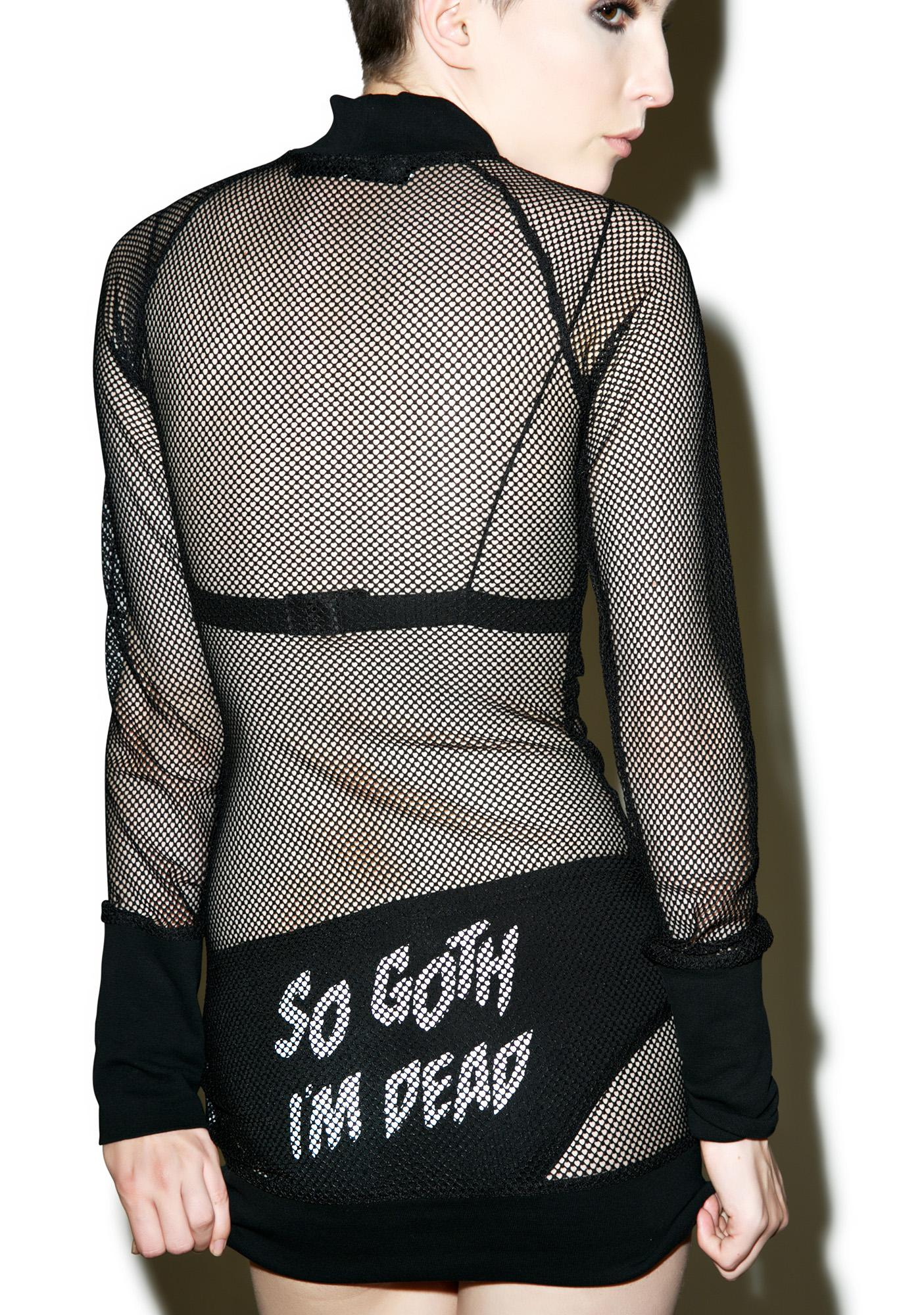 Killstar So Goth Panties