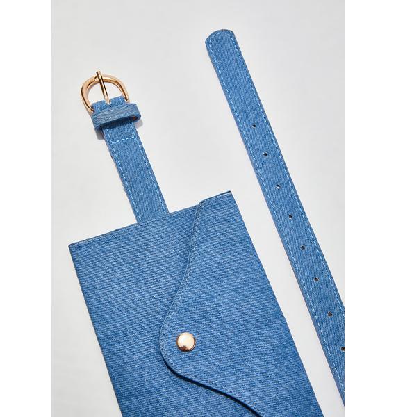 Always Followed Belt Bag