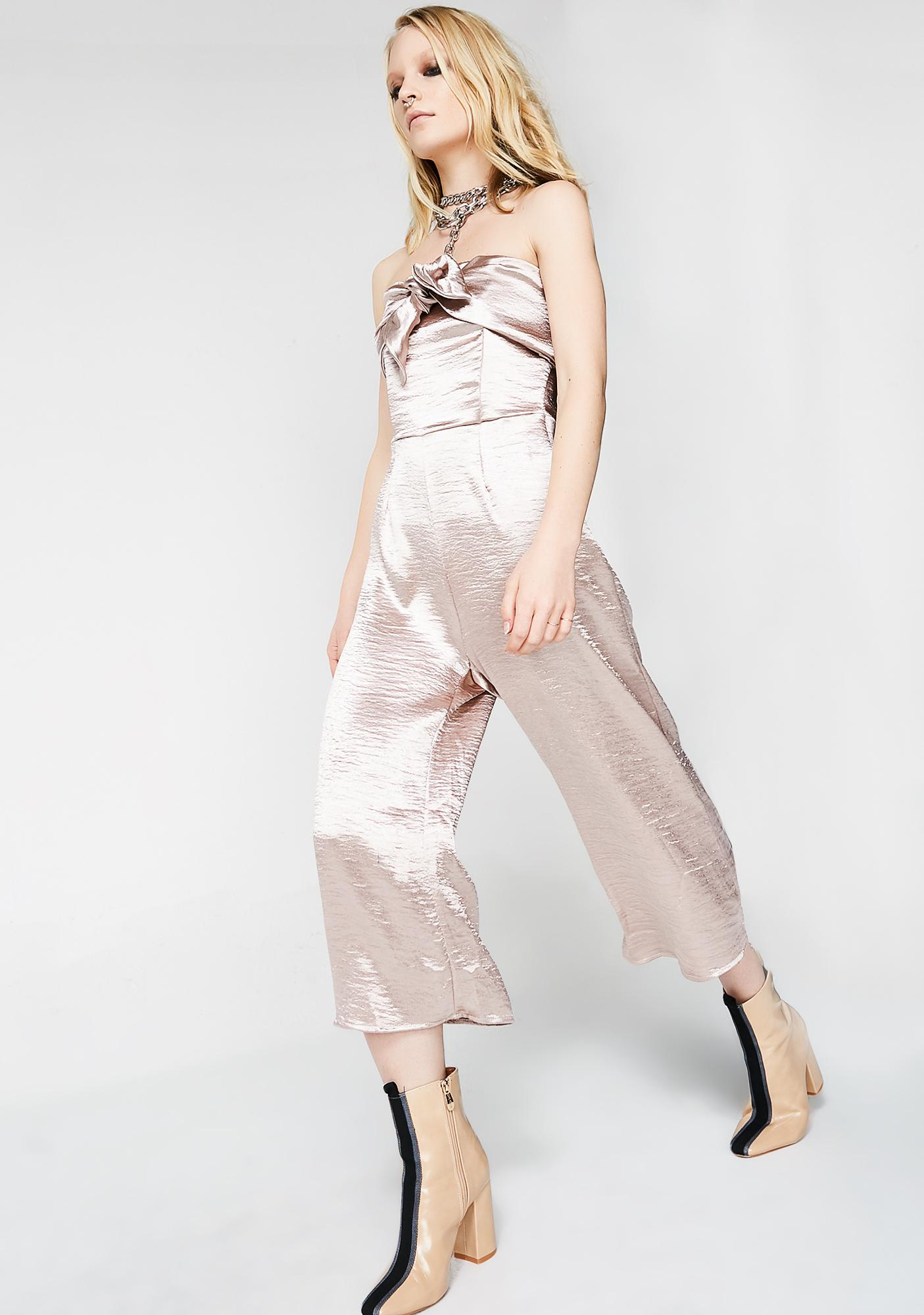 Champagne Room Jumpsuit
