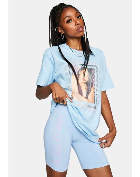 Aaliyah Biker Shorts