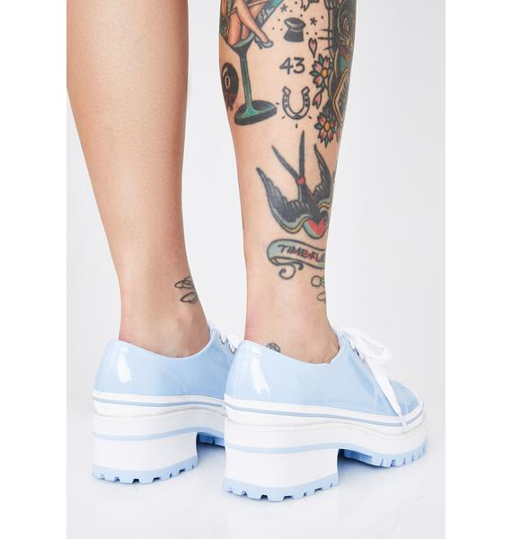 Sugar Thrillz Full Of Secrets Heeled Sneakers