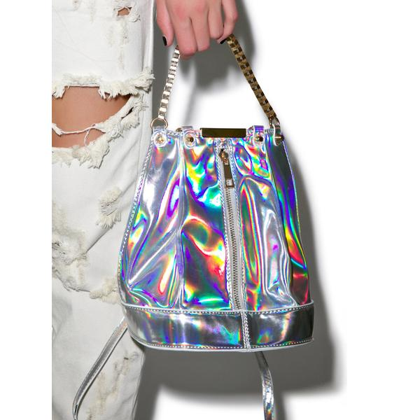 Gunmetal Bag