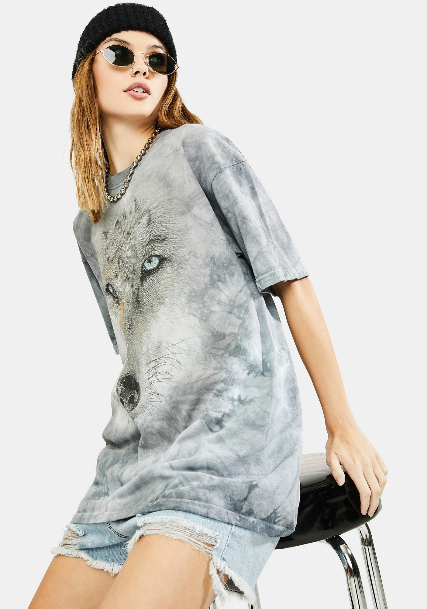 The Mountain Inner Wolf Pack Graphic Tee