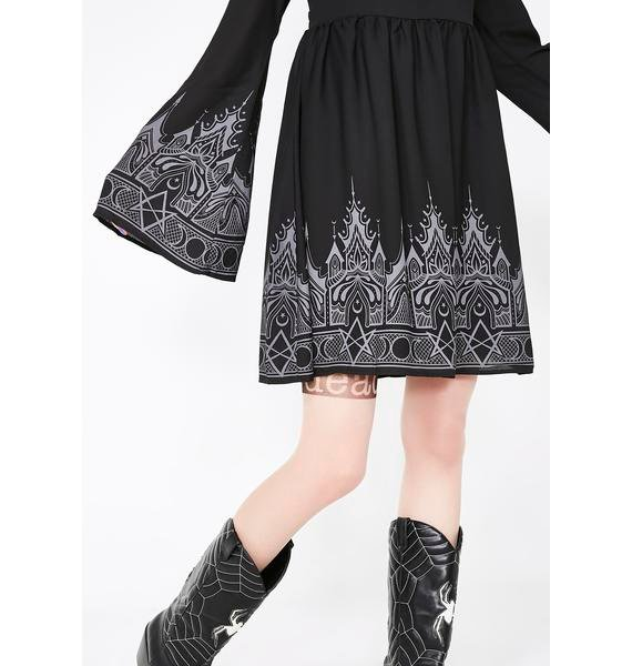 Killstar Duchess Mourning Dress