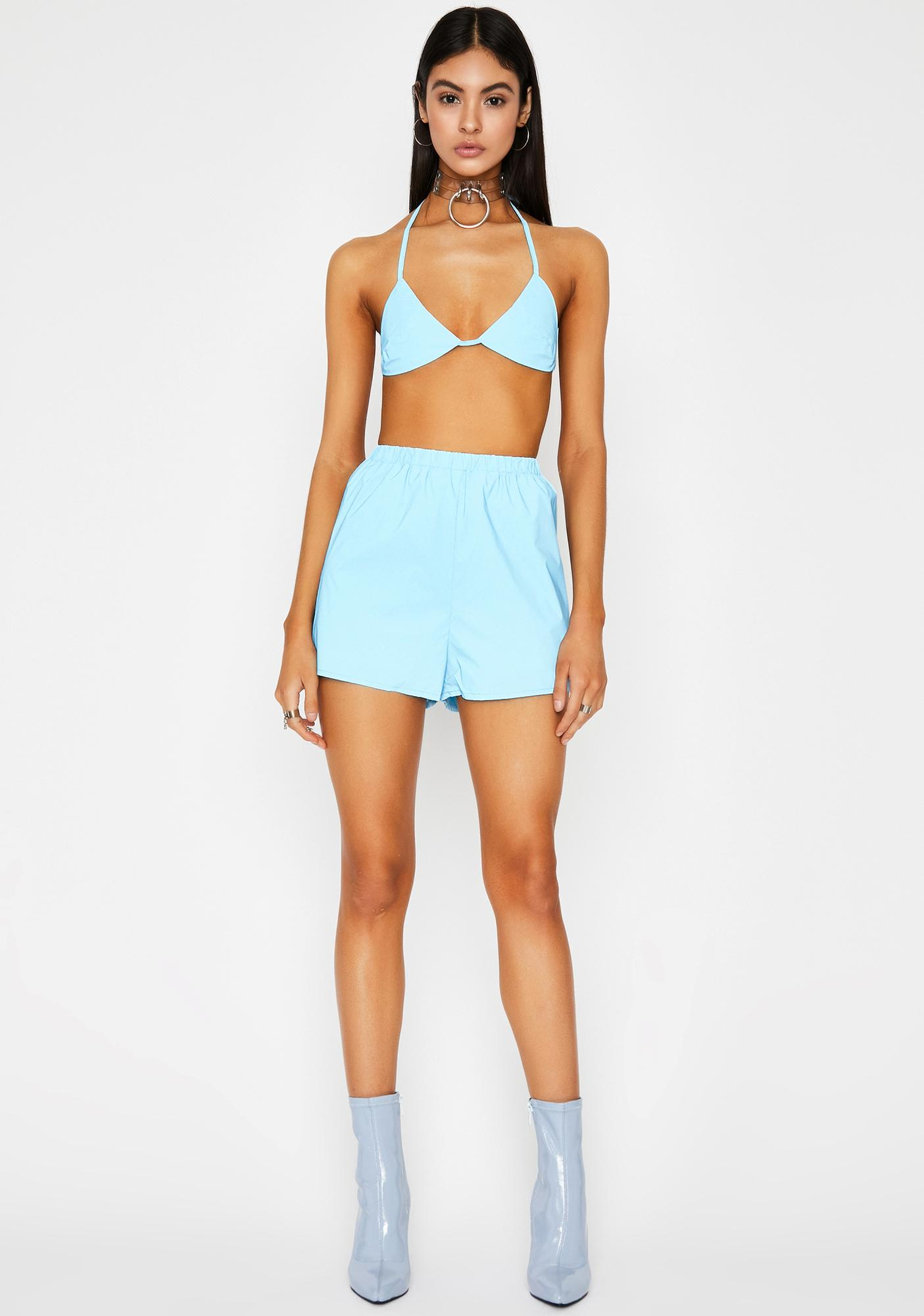 Aqua Issa Look Reflective Set