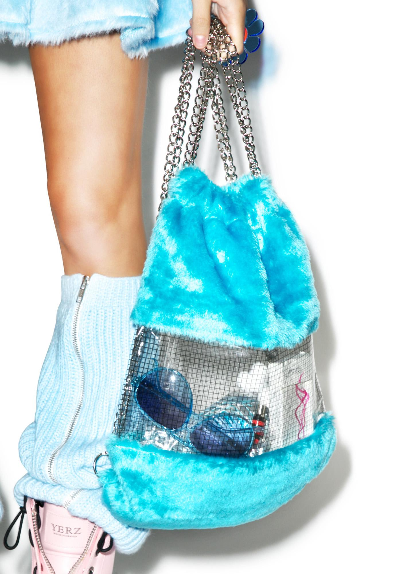 Aqua Dreamz Drawstring Backpack