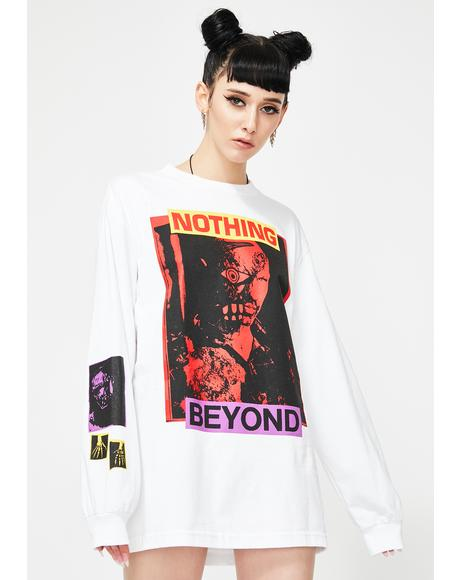 Nothing Beyond Long Sleeve Tee