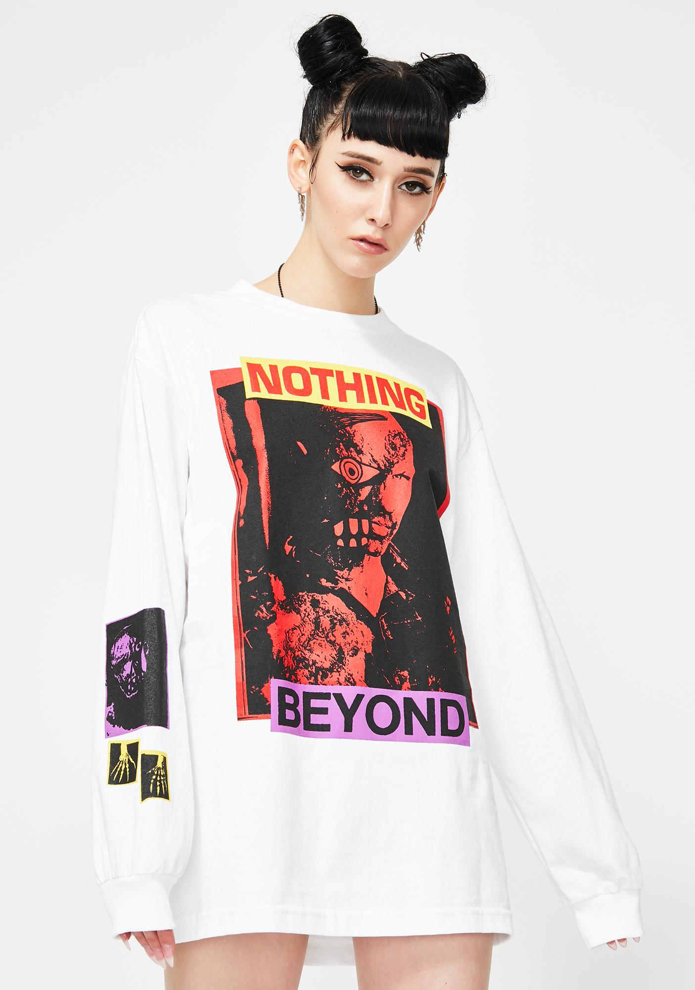 BOW3RY Nothing Beyond Long Sleeve Tee