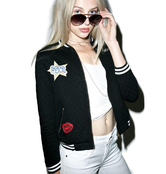 Bad Girl Varsity Jacket