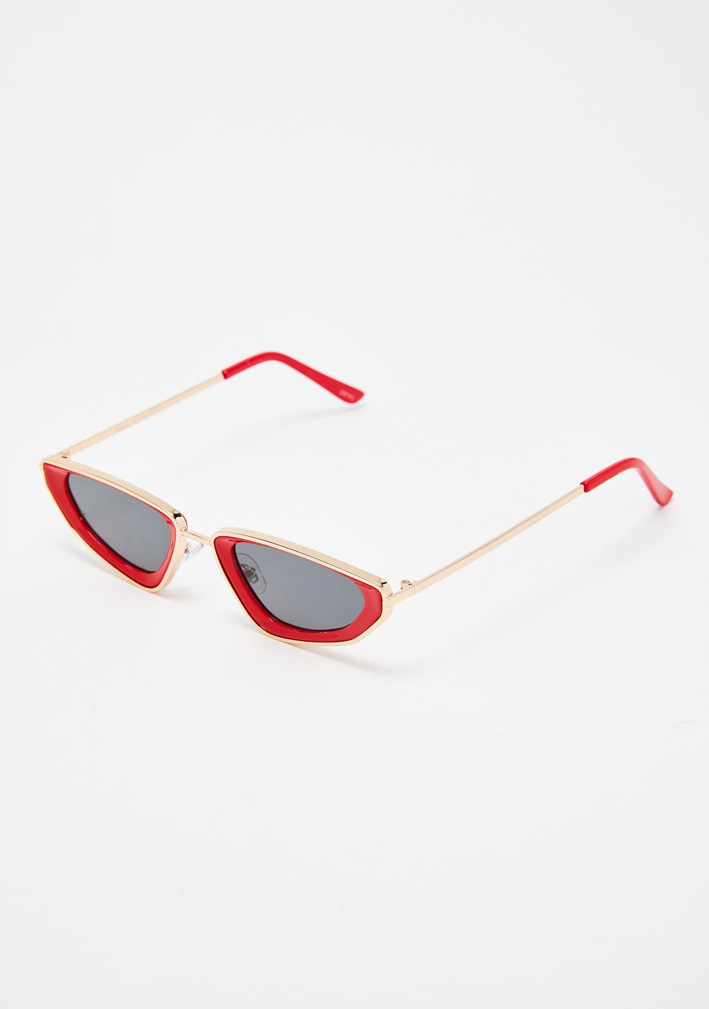 Hot Classy But Sassy Tiny Sunglasses