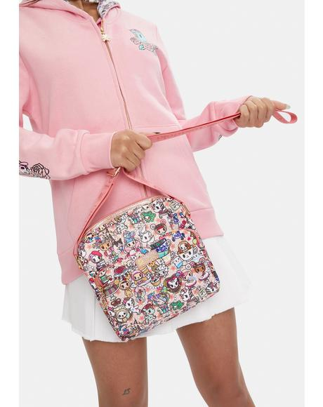 Kawaii Confections Crossbody