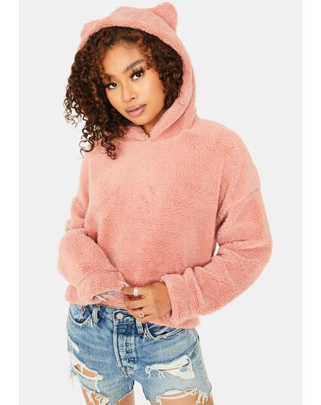 Sumthin' Sweet Fleece Pullover