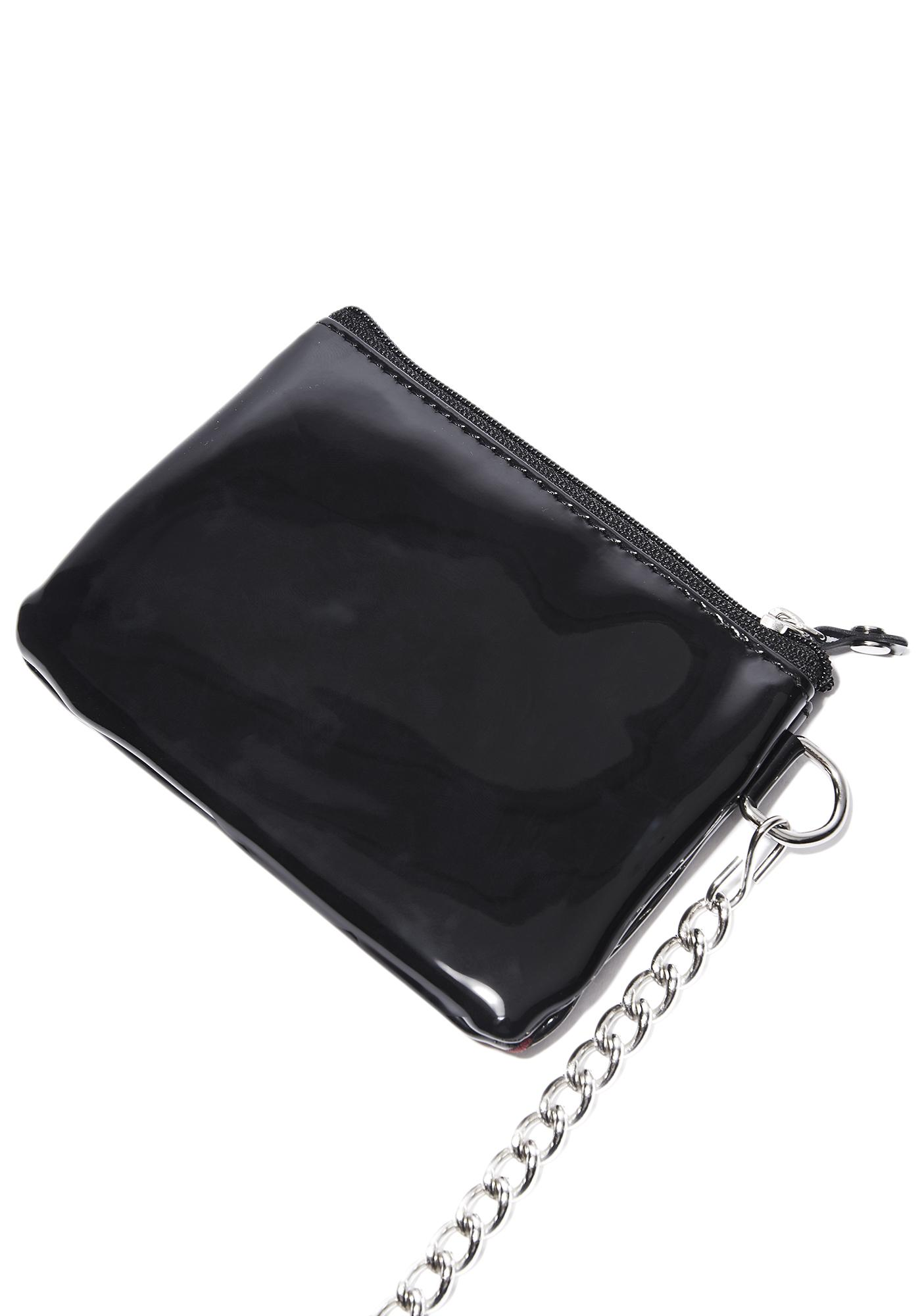 Flamin' Hot Chain Wallet