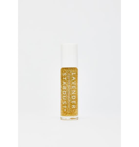 Lavender Stardust Champagne Vanilla Lip Gloss
