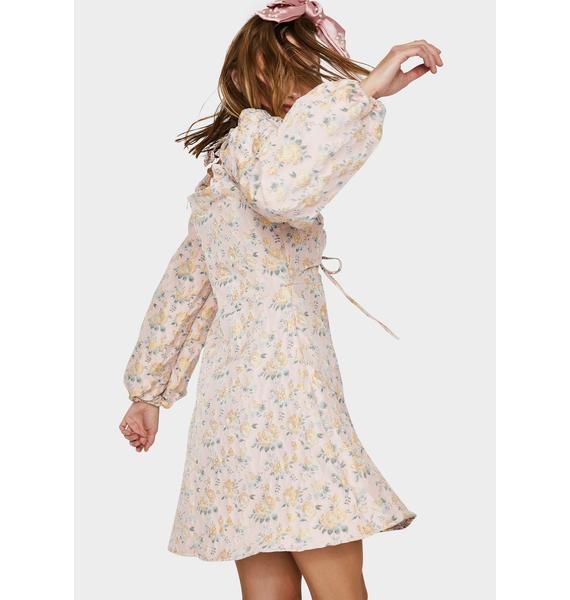 Sister Jane Rose Garden Mini Dress