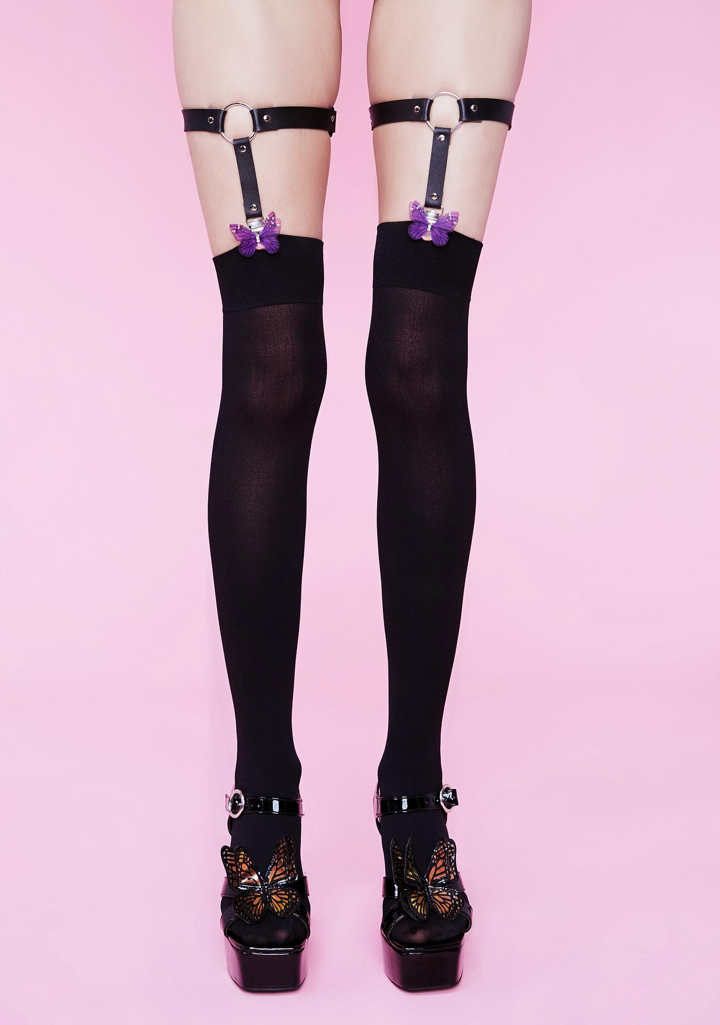 Mystic Butterfly O-Ring Leg Harness Set