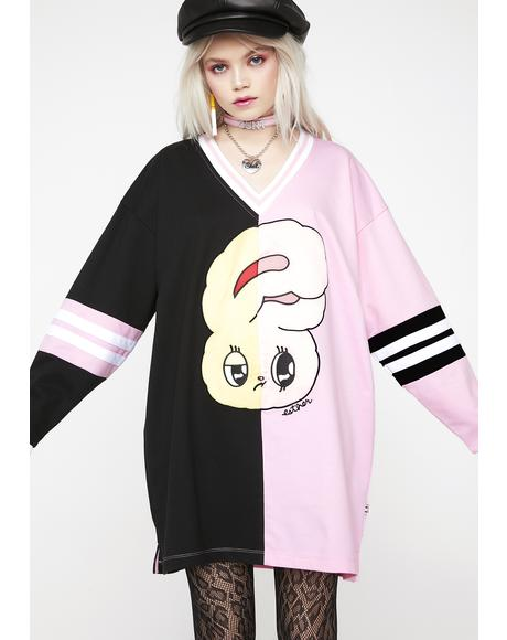 Split Bunny Sports Jersey