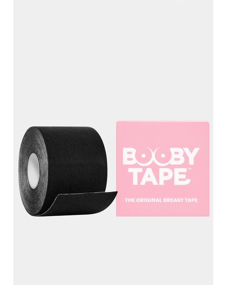 Black Booby Tape