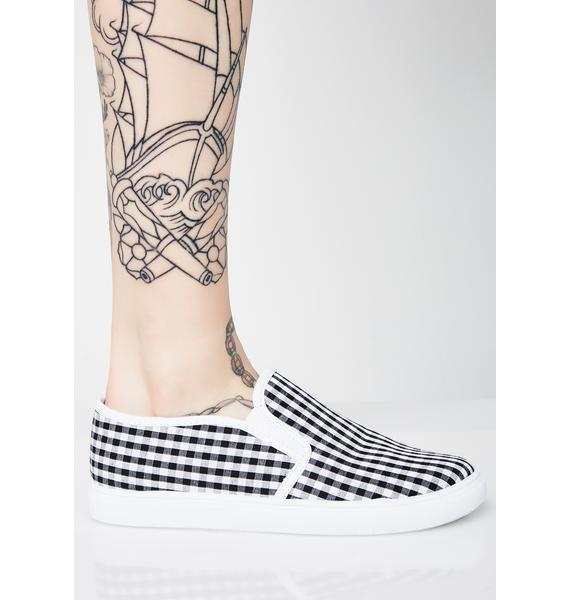 Sass Ya Later Slip-On Sneakers
