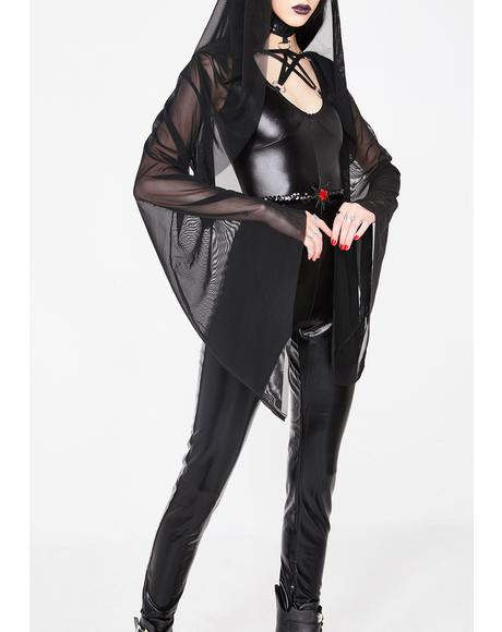 Black Magic Sorceress Costume