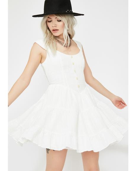 Slay Sensation Babydoll Dress