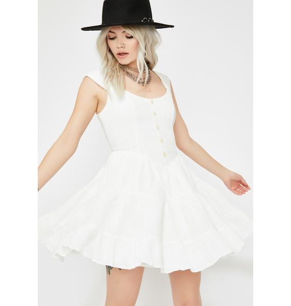 Slay Sensation Babydoll Dress