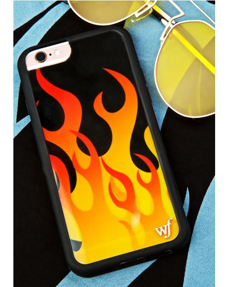 Hottie iPhone Case