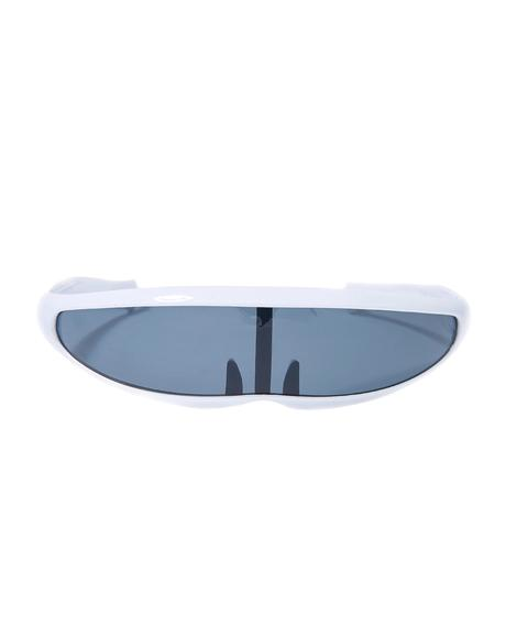 Ice Warp Speed Wrap Sunglasses