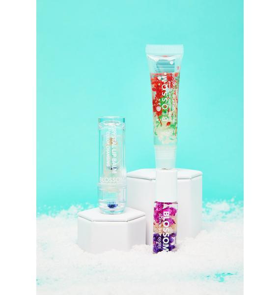 Blossom Variety Lip 3 Piece Gift Set