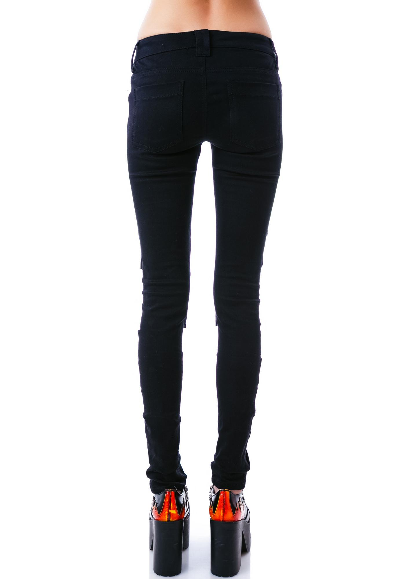 Tripp NYC Super Slit Jeans
