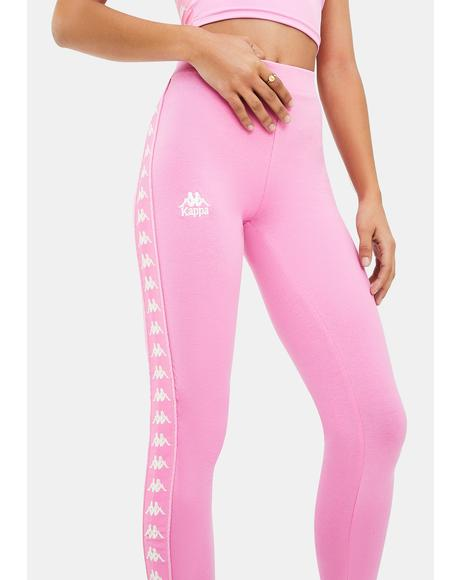 Pink 222 Banda Anen Leggings