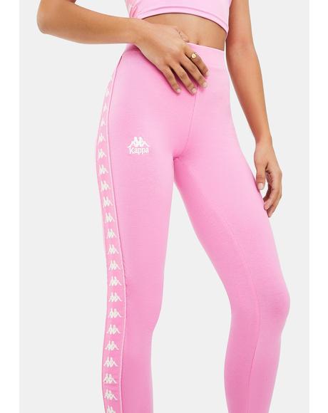 Pink 222 Banda Anen Leggings