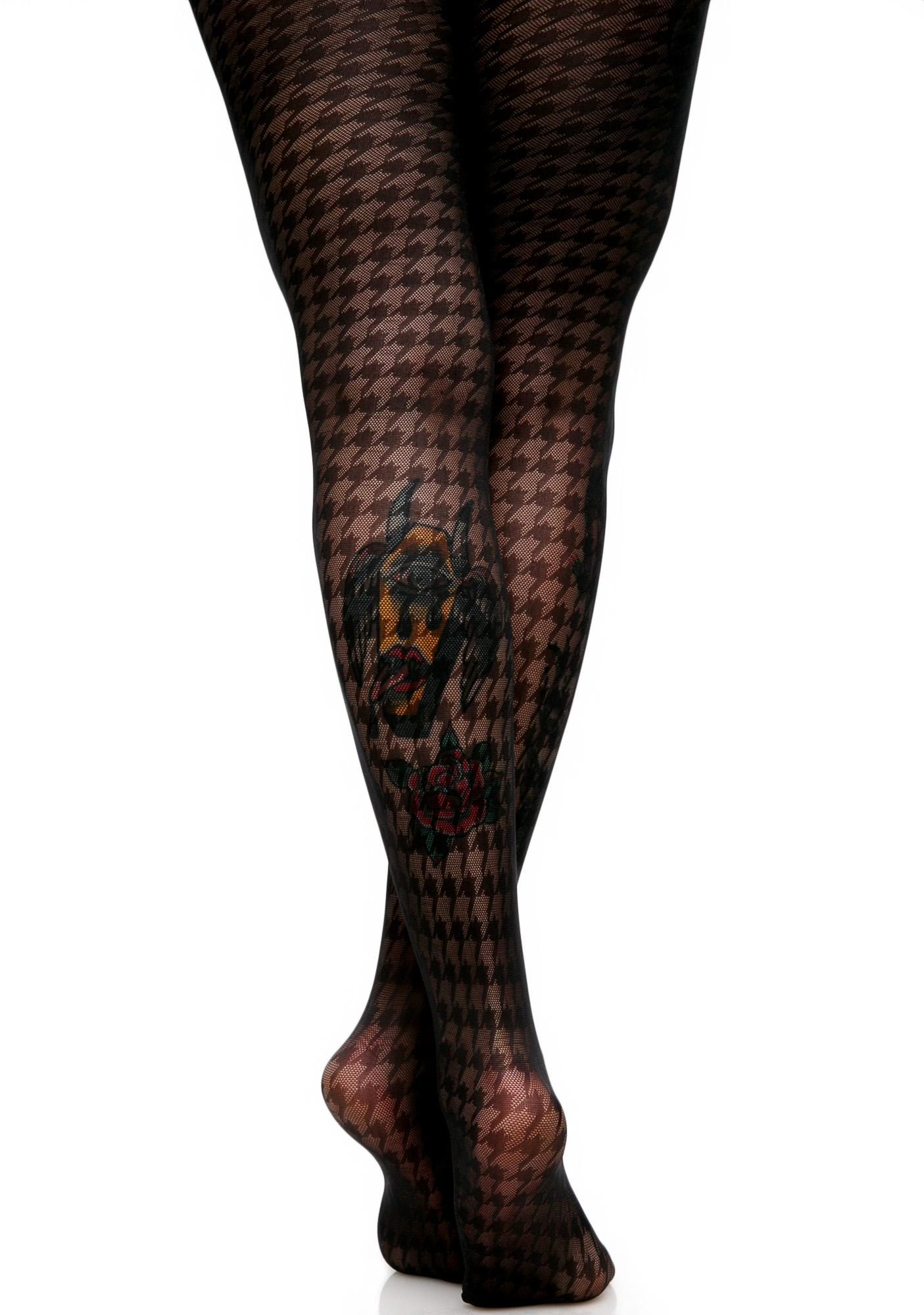 Houndz Teeth Tights