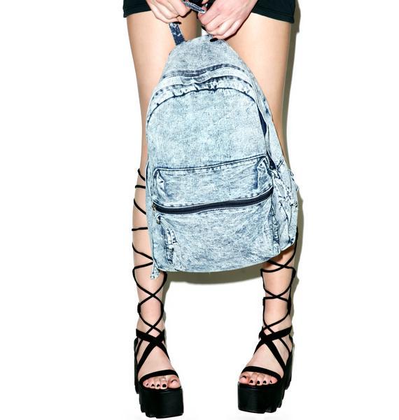 Daytripper Acid Wash Backpack