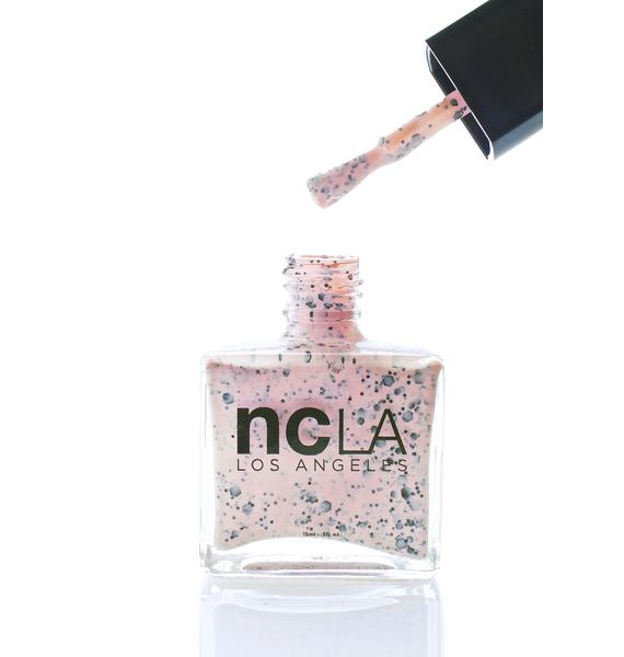 NCLA Champagne Bubble Bath Nail Polish