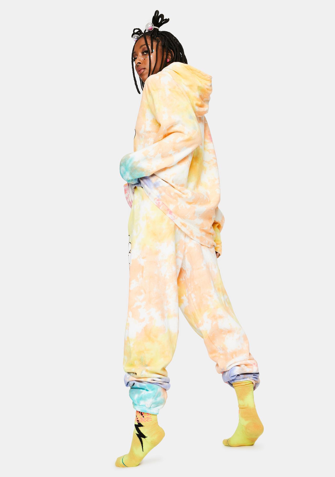By Samii Ryan Take It Easy Tie Dye Sweatpants