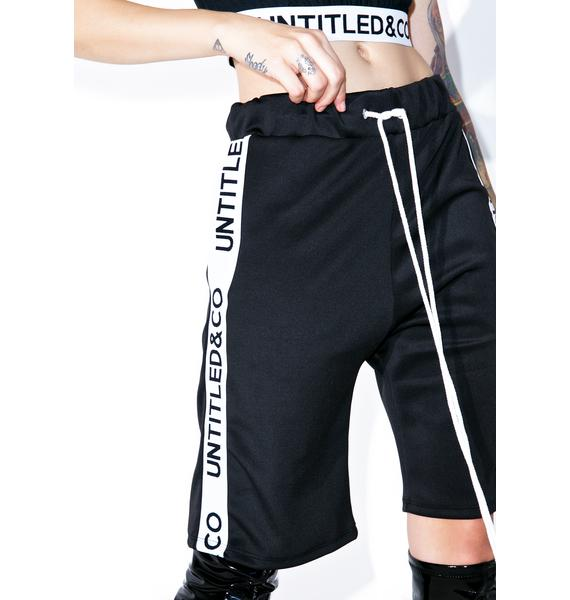 Untitled & Co Baller Shorts