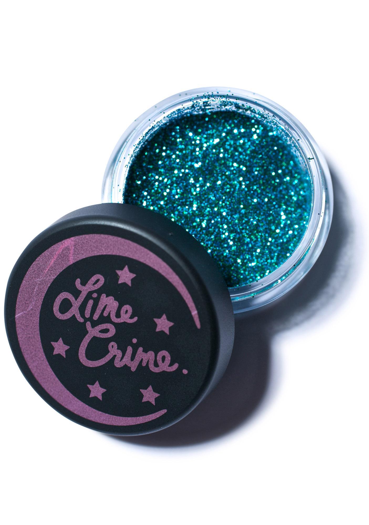 Lime Crime Cancer Zodiac Glitter