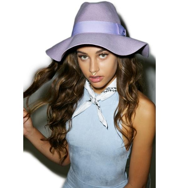 Lavender Fields Hat