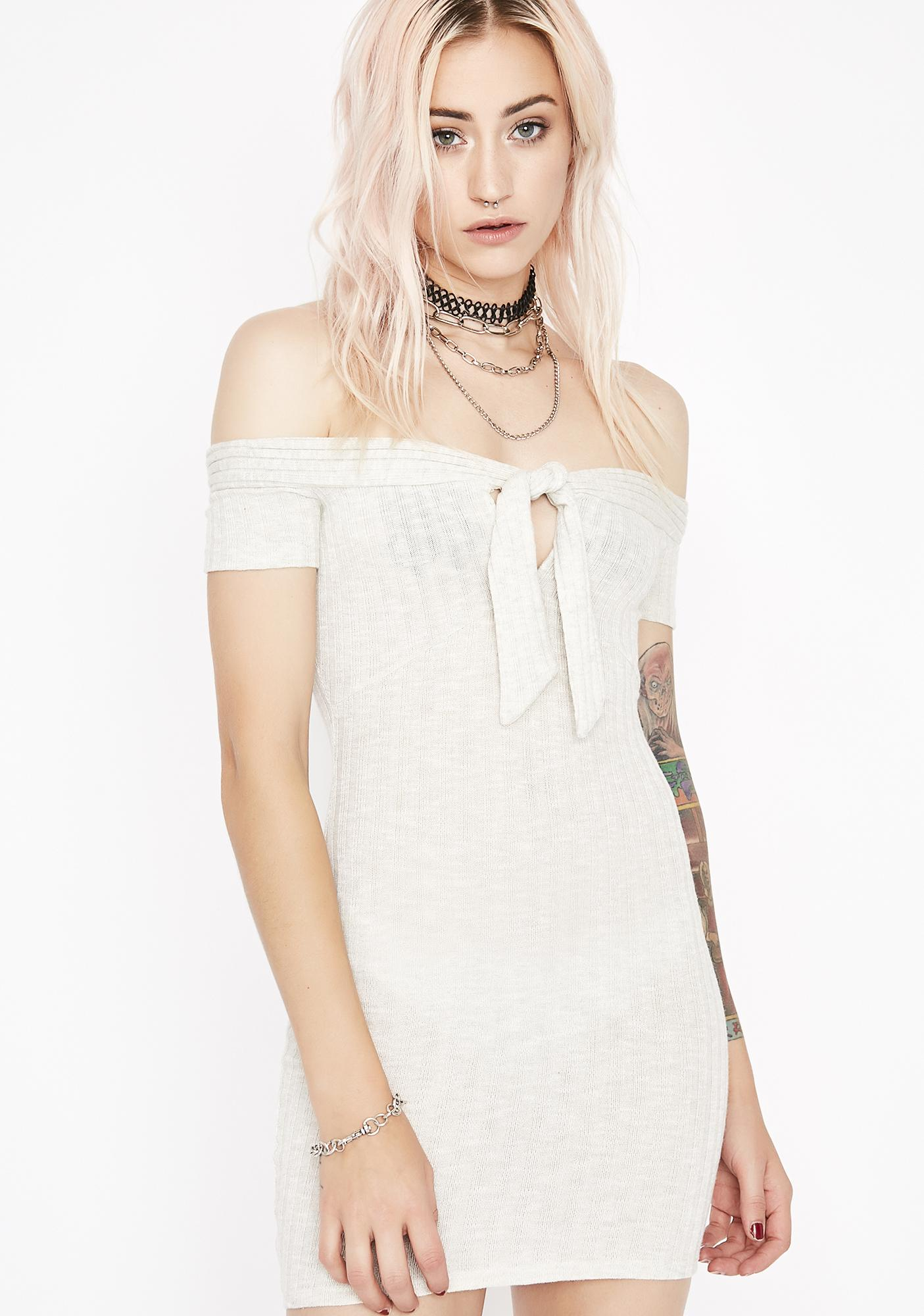 Gin N' Chronic Mini Dress
