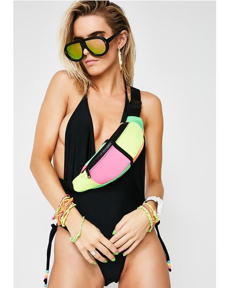 Heat Wave Fanny Pack