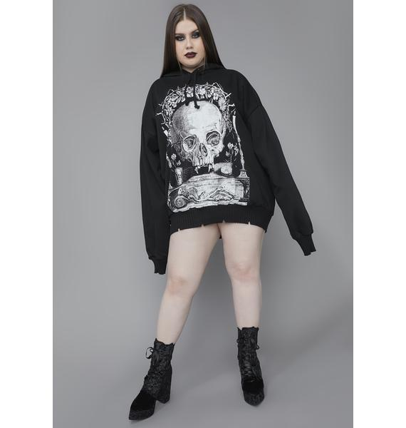 Widow From Ashes To Ashes Graphic Hoodie