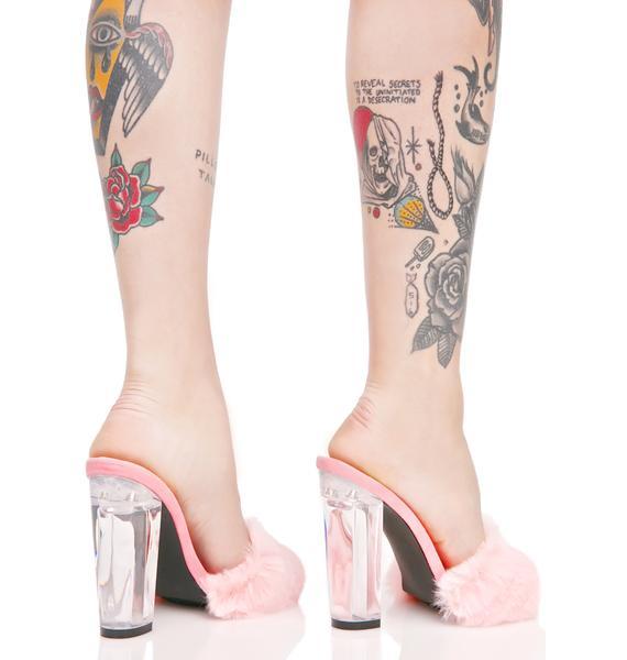 Duchess Fluffy Heels
