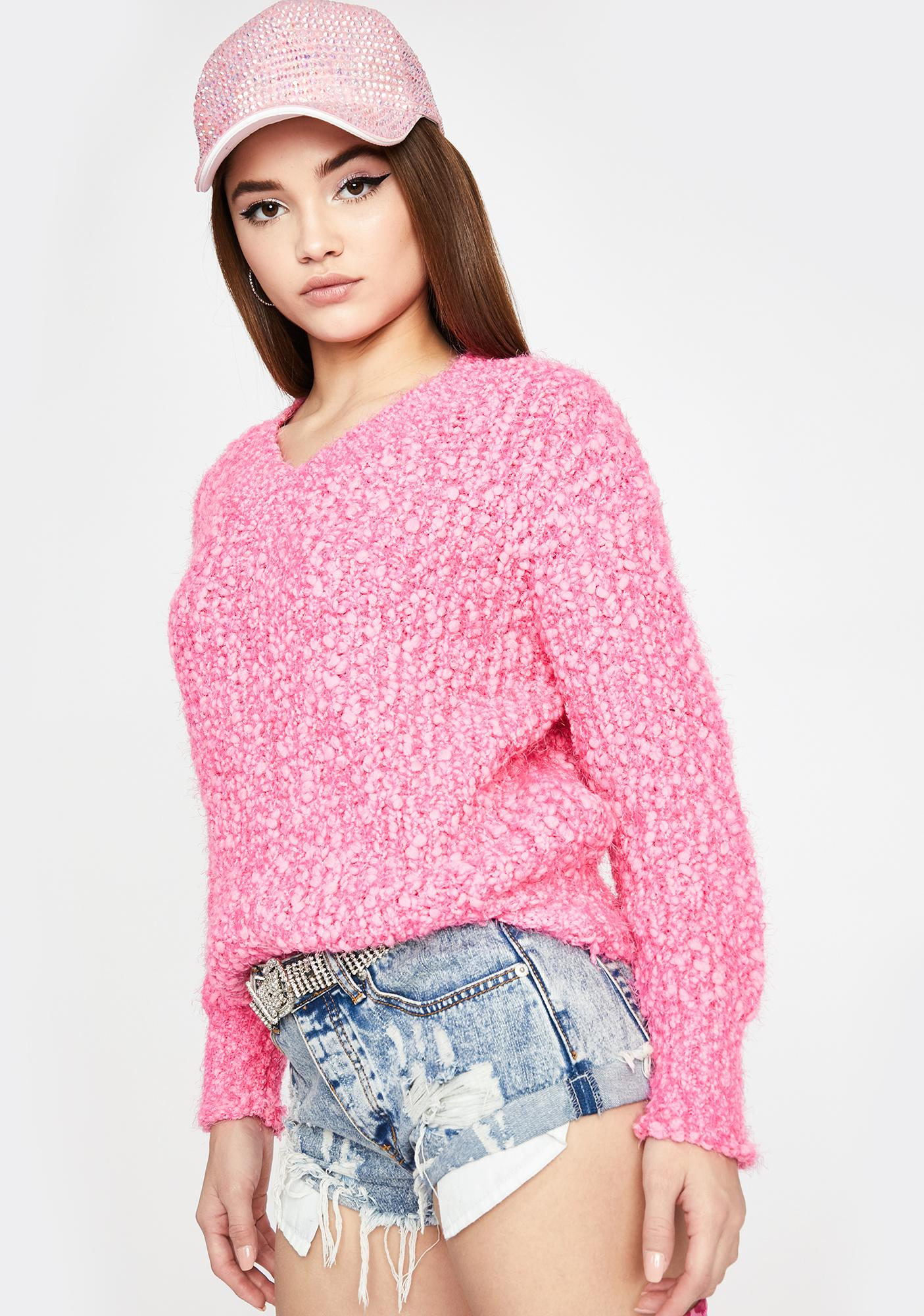 Glad You Came Knit Sweater